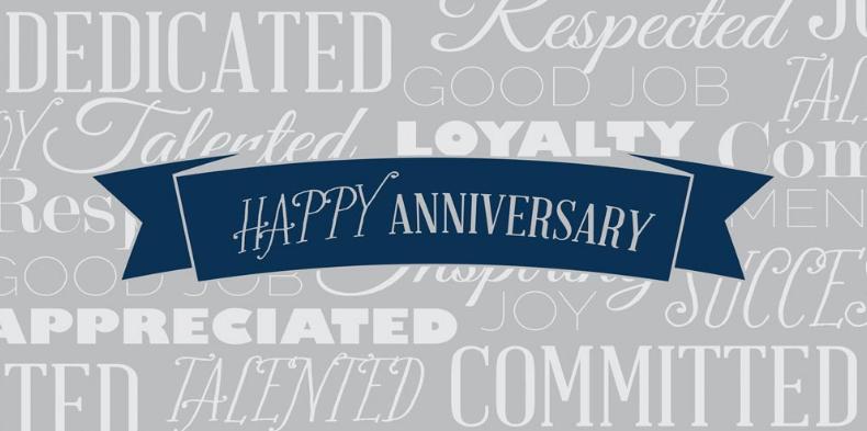 8 Year Work Anniversary! - City Centre Recruitment